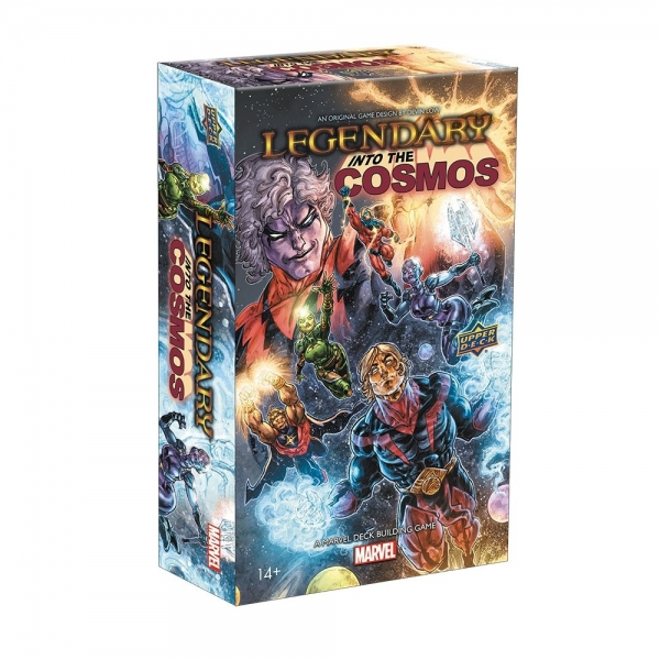 Marvel Legendary: Into the Cosmos Deluxe Expansion