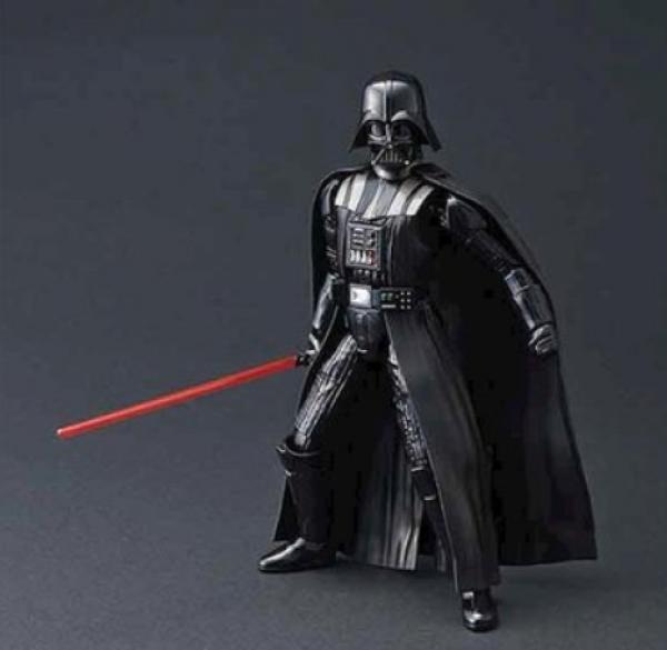 Star Wars 1/12 scale: Darth Vader (Return of the Jedi)
