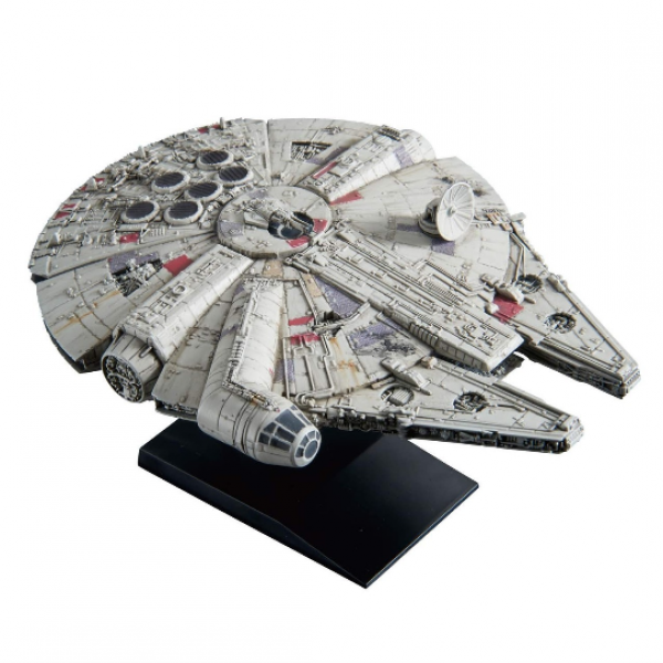 Bandai Hobby: Star Wars - Millennium Falcon (Empire Strikes Back Ver.)(1/350 scale)