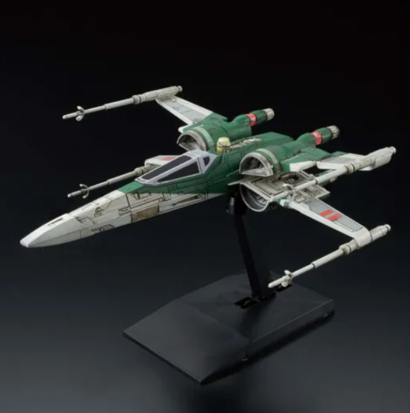 Bandai Hobby: Star Wars - X-Wing Starfighter (Rise of Skywalker Ver.) (1/144 scale)