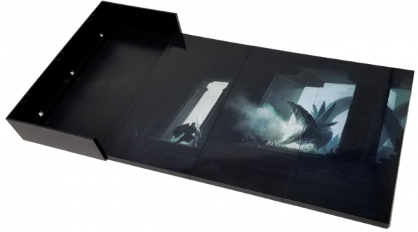 Dragon Claw Magnetic Playmat with 120 inserts