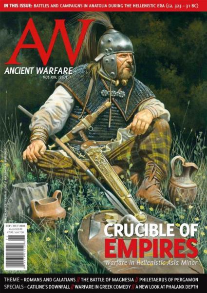 Ancient Warfare Magazine: Volume 14, Issue #1