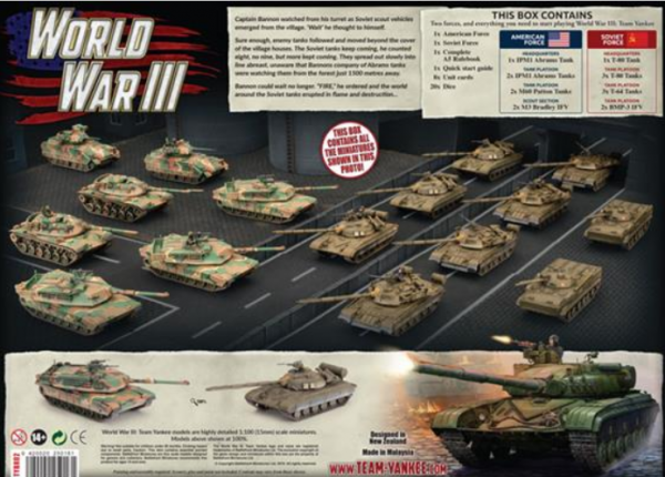 Team Yankee: World War III - The Complete Starter Set