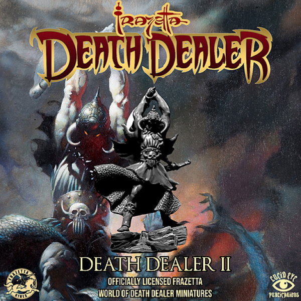 Lucid Eye: Frazetta World of Death Dealer - Death Dealer II
