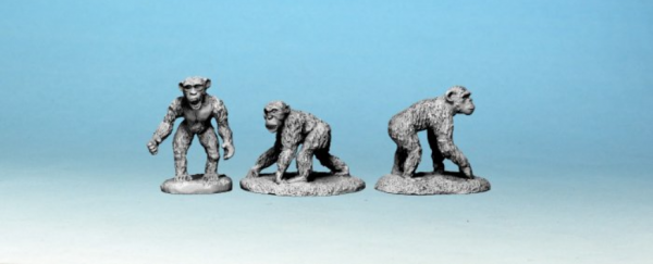 28mm Modern: North Star Africa - Chimpanzees (3)
