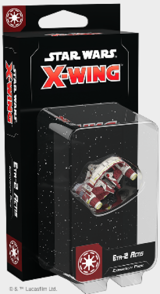 X-Wing 2.0: Eta-2 Actis Expansion Pack
