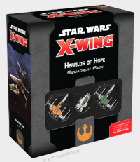 X-Wing 2.0: Heralds of Hope Squadron Pack