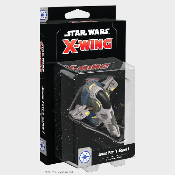 X-Wing 2.0: Jango Fett's Slave I Expansion Pack