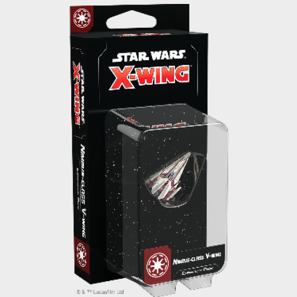 X-Wing 2.0: Nimbus-class V-Wing Expansion Pack