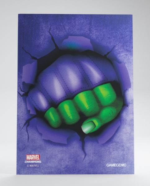 Gamegenic: Marvel Champions Art Standard Size Sleeves - She-Hulk (50)