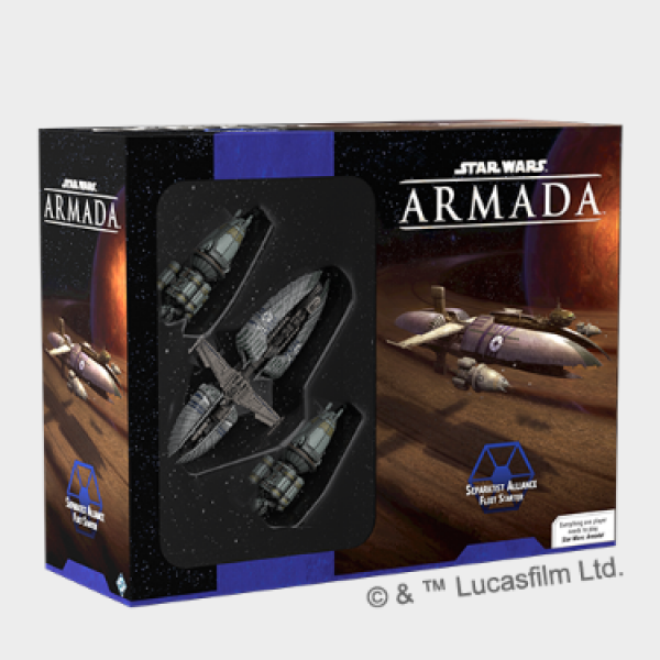 Star Wars Armada: Separatist Alliance Fleet Starter Pack