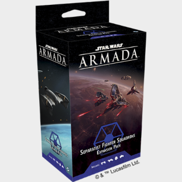 Star Wars Armada: Separatist Fighter Squadrons Expansion Pack