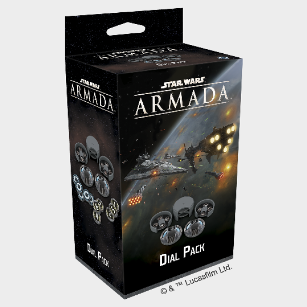Star Wars Armada: Dial Pack Accessory