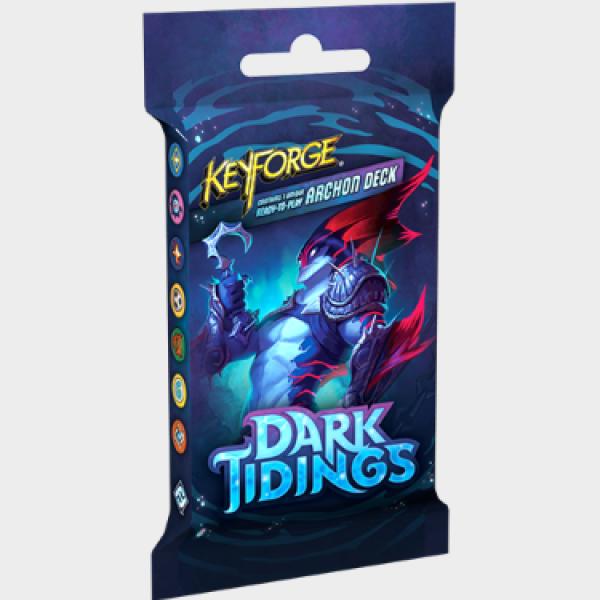 KeyForge: Dark Tidings Archon Deck (1)