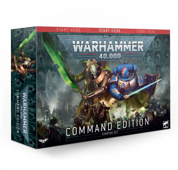 WH40K: Command Edition Starter Set