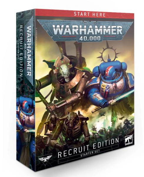 WH40K: Recruit Edition Starter Set