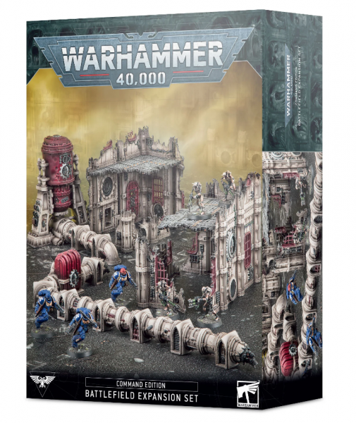 Warhammer 40K: Command Edition Battlefield Expansion Set