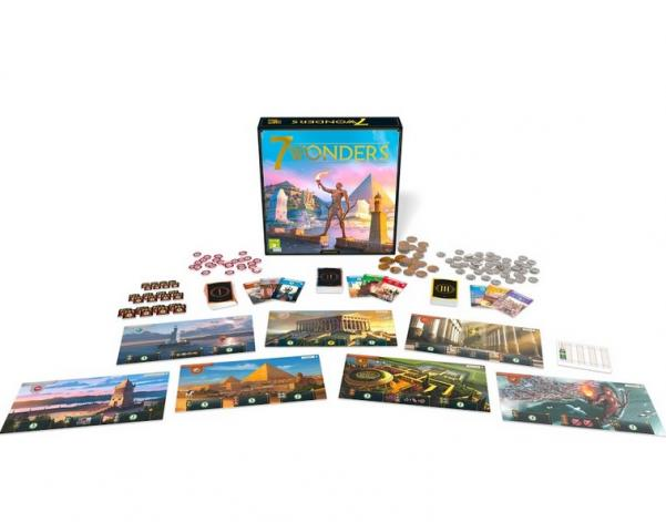 7 Wonders New Edition: Core Game