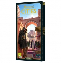 7 Wonders New Edition: Cities Expansion