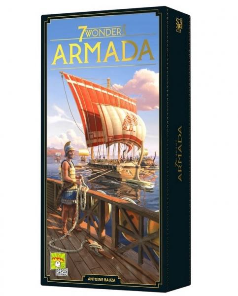 7 Wonders New Edition: Armada Expansion