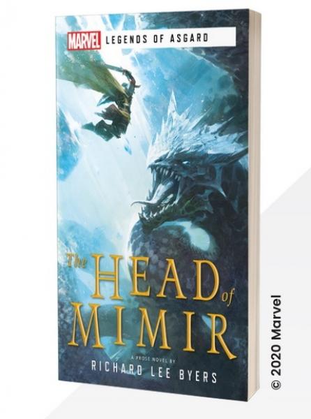 Marvel Legends of Asgard: The Head of Mimir [Novel]