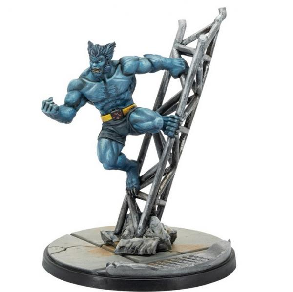 Marvel Crisis Protocol: Mystique and Beast Character Pack