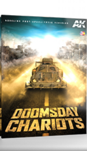 AK-Interactive: Doomsday Chariots - Modeling Post-Apocalyptic Vehicles