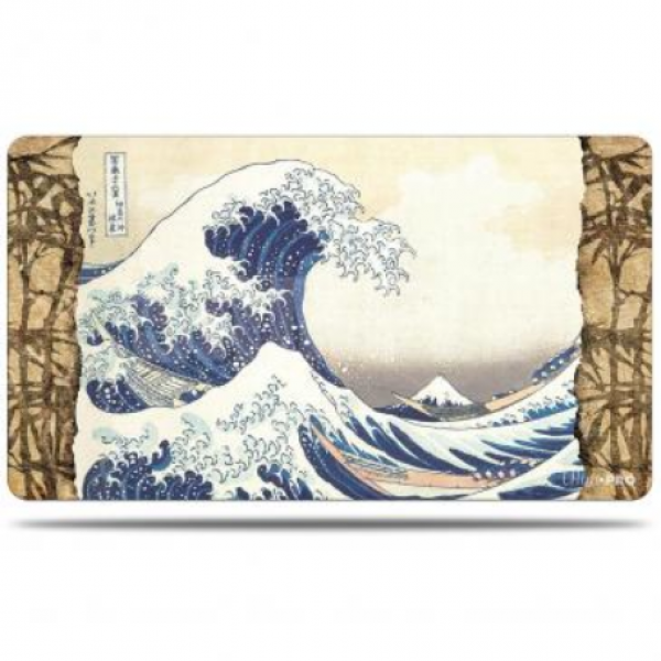 Ultra Pro: Fine Art Playmat - The Great Wave Off Kanagawa