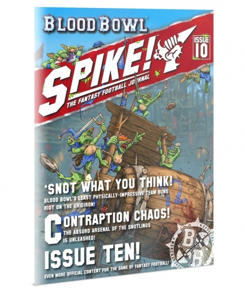 Blood Bowl: Spike! Journal, Issue 10