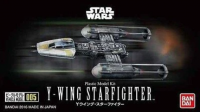 Bandai Hobby: Star Wars Vehicle - Y-Wing Starfighter (1/144 scale)