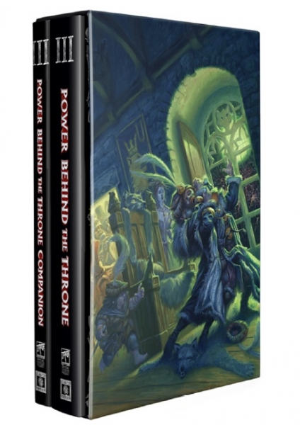 Warhammer Fantasy RPG: Enemy Within Collector's Edition Vol. 3 - Power Behind the Throne