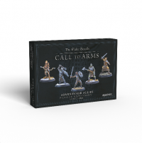Elder Scrolls: Call To Arms Adventurer Allies Box