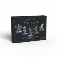Elder Scrolls: Call To Arms Adventurer Followers Box