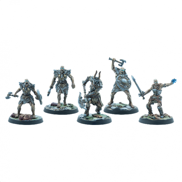 Elder Scrolls: Call To Arms Draugr Ancients Box