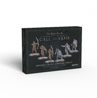 Elder Scrolls: Call To Arms Imperial Legion Reinforcements Box