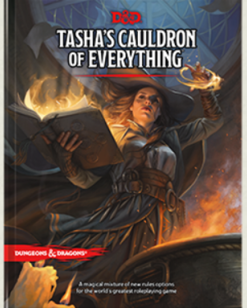 D&D RPG: Tasha's Cauldron of Everything