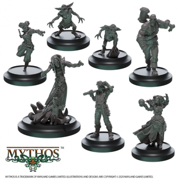 Mythos: Odani Travellers Faction Starter Set