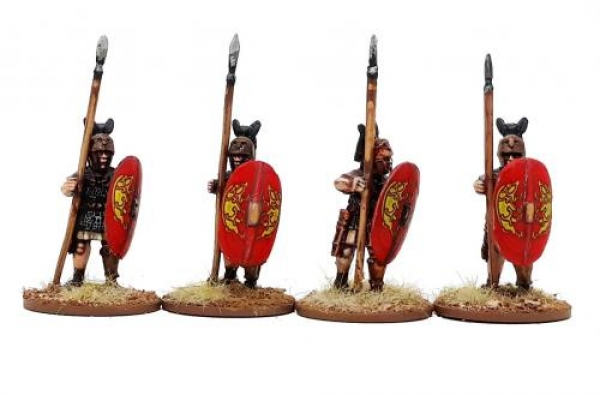 Saga - Age of Hannibal: Republican Roman Triari (Hearthguard) (4)