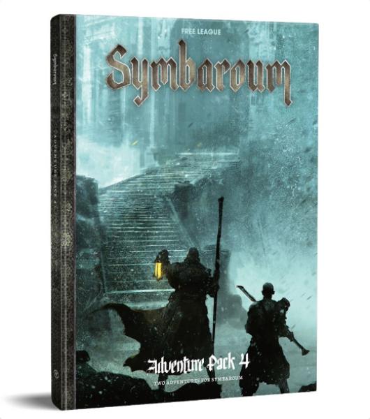 Symbaroum RPG: Adventure Pack 4