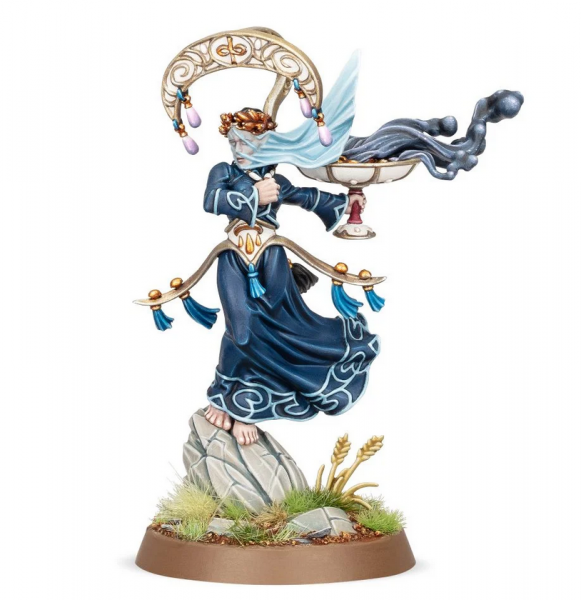 Age of Sigmar: Lumineth Realm Lords - Scinari Cathallar