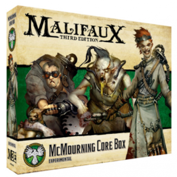 Malifaux (M3E): McMourning Core Box