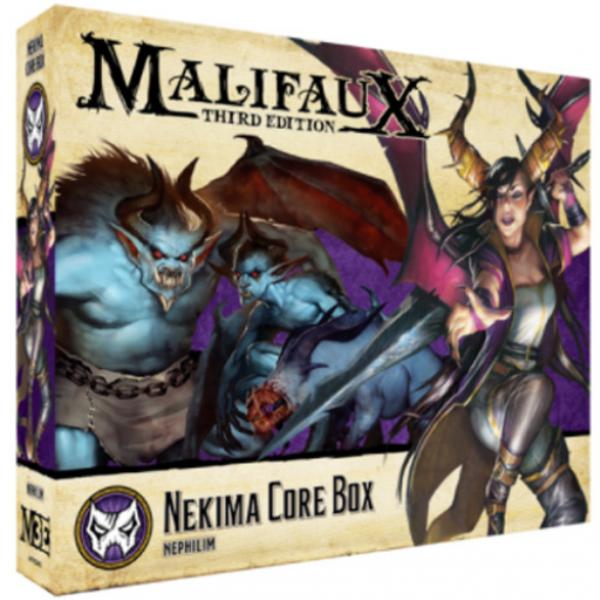 Malifaux (M3E): Nekima Core Box