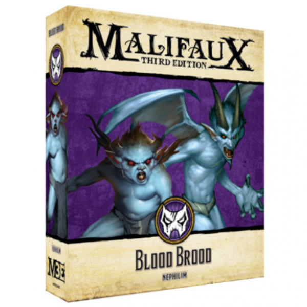 Malifaux (M3E): Blood Brood
