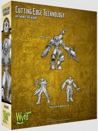 Malifaux (M3E): Cutting-Edge Technology