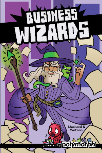 Business Wizards RPG (Core Rules)