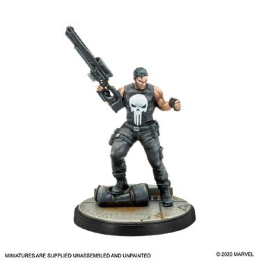 Marvel Crisis Protocol: Punisher & Taskmaster Character Pack