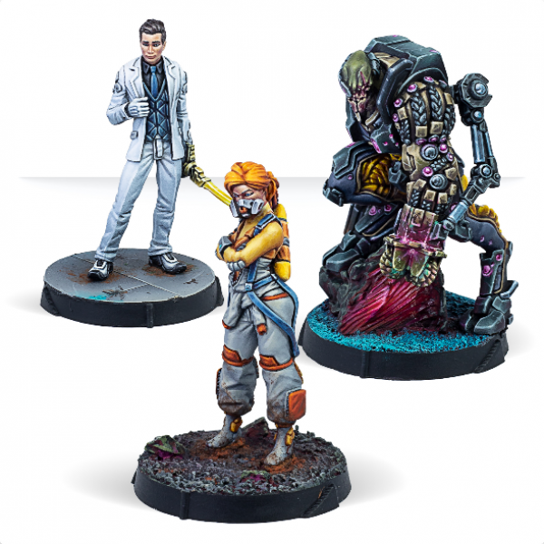 Infinity CodeOne:  Dire Foes Mission Pack Beta - Void Tango