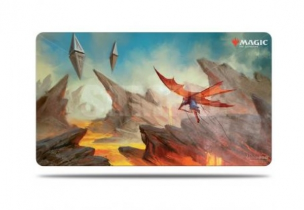Magic: Zendikar Rising - Lavaglide Pathway Playmat