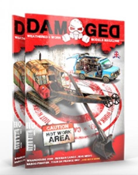 Damaged Magazine: Issue 10