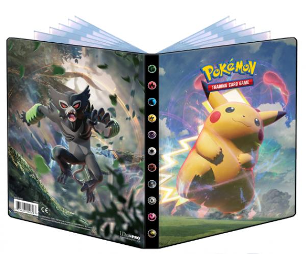 Pokemon CCG: Vivid Voltage 4-Pocket Portfolio